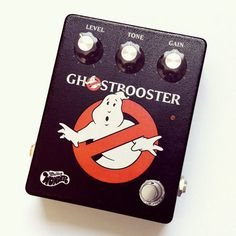 GhostBooster (booster) | Effectivy Wonder Pedals