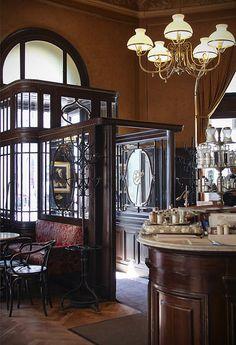 Café Sperl, Vienna | by Kotomi_