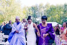 Mariage africain au domaine de la butte ronde http://beautifulbrownbride.blogspot.com/