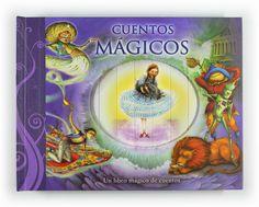 CUENTOS MÁGICOS. - Una preciosa reedición de dos cuentos clásicos: El mago de Oz y Aladino, en un original formato que hará las delicias de los más pequeños (a partir de 4 años) y de los no tan pequeños.  La mejor opción para leer con nuestros hijos antes de irse a la cama.  Muy recomendable.