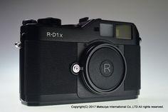 ** MINT ** EPSON R-D1x 6.1MP Rangefinder Digital Camera  #Epson