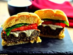 Who needs meat when you've got this simple recipe for flavorful Black Bean Burgers.