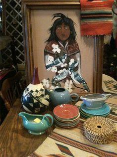 Jo Stewart Wray - Jo Wray's Antiques  Southwestern Style