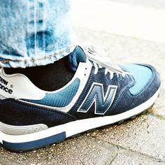 Made in UK  #newbalance #576 #uk #england #madeinengland #angleterre #blue #perfect #weloveit #fashion #ownhistory