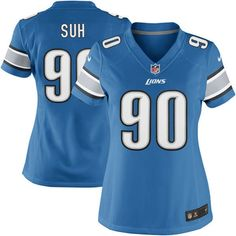 Nike jerseys for sale - Suh Lions on Pinterest