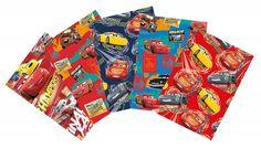 Geschenkpapier Cars 3, je 200x70cm