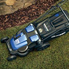 Kobalt 40 Volt Cordless Review 2016 | Electric Lawn Mowers