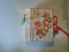 Baby Mini Album - Crate Paper: Little Bo Peep - By Barb's Scrapbooking