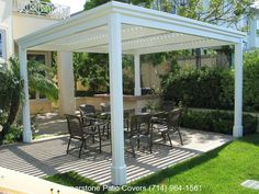 Etonnant Freestanding Patio Cover | Free Standing Patio Covers