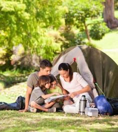 Items To Include In #Camping #Checklist For Kids  #PackingTips #CampingChecklist #CampingWithKids
