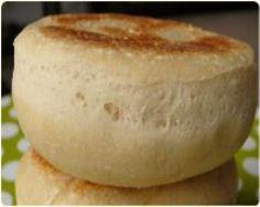 Muffins anglais (petits pains moelleux) (facile, rapide) - Une recette CuisineAZ