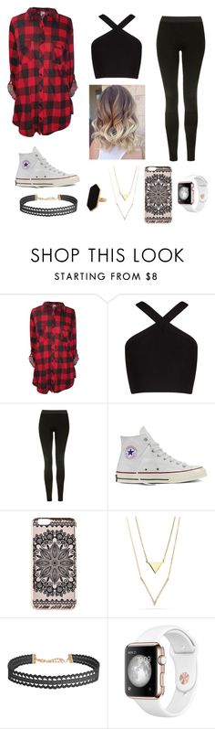 """""""Untitled #51"""" by gissellebeltre on Polyvore featuring BCBGMAXAZRIA, Topshop, Converse, New Look, Humble Chic and Jaeger"""