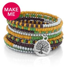 Meadow Dreams Bracelet   Fusion Beads Inspiration Gallery