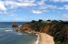 """There are a range of activities to enjoy, such as great fishing, surfing, horse riding, mountain biking, canoeing, and hang gliding. Discover the magic of the rock pools at low tide, stroll along the magnificent cliff tops or wander down to the rocky reefs and sheltered coves of the coastline. Split Point Lighthouse, dubbed """"the White Queen"""" by an early resident, has a café with a historical photographic display and from here you can embark on some wonderful walks"""