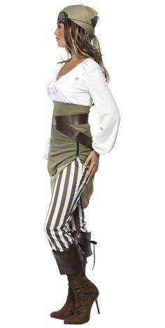 Shipmate Sweetie - Ladys Pirate Costume | Karnival Costumes [BQ033353] - $50.30 : Karnival Costumes