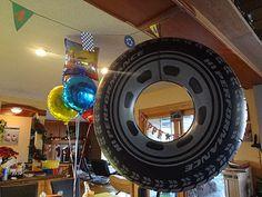 monster truck birthday