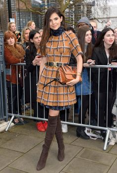 What They Wore: London Fashion Week Edition via @WhoWhatWear
