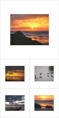 Beach Theme Canvas Prints