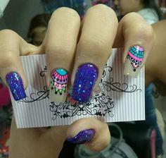 Crazy Nails, Opi, Polish, Nail Art, Beauty, Charms, Mariana, Finger Nails, Black Nails