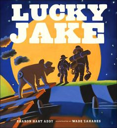This appealing book may start off with the simple premise of a child wanting a pet, but the story quickly develops into a clever story loaded with economics concepts that include natural resources, barter, and entrepreneurship. Bold illustrations with unusual lighting and angles further add to Lucky Jake's unique quality. The gold rush setting can help to spark a lively discussion with children about an important chapter in U.S. history and the challenges that prospectors faced.