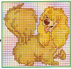 schemi_cartoni_animati_113 free cross stitch pattern