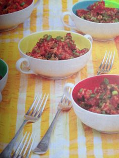 Quinoa with courgettes and onionspdf food baby pinterest aubergine jambalaya leon vegetarian page 130 forumfinder Image collections