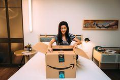 Tara Sowlaty Gets Her #styledelivered With @AmazonFashion - Taste The Style #sponsored