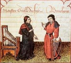 Medieval and early modern music