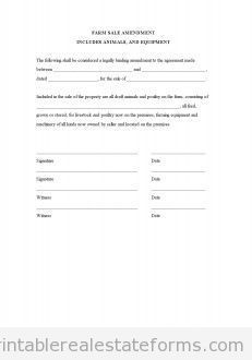Printable Blank Sample farm sale amendment including name and grazing rights Form Editable Real Estate Contract, Real Estate Forms, Online Real Estate, Letter Form, Letter Sample, Notes Template, Letter Templates, Contractor Contract, Blank Form
