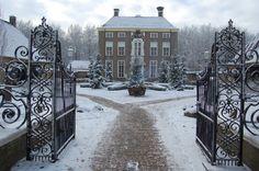 Hotel De Havixhorst, De Schiphorst, The Netherlands Snow And Ice, The Province, Great Memories, Capital City, Exterior Design, Netherlands, Facade, Dutch, Buildings