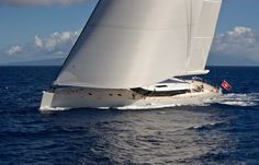 Sailing Yacht - Zefira - Fitzroy Yachts