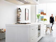 Kjøkkenøy – K2 Corian | Drømmekjøkkenet