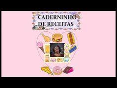 CADERNINHO DE RECEITAS(fácil)