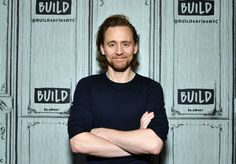 """tomhiddleslove: """"Tom Hiddleston visits BUILD Series to discuss his Broadway debut with Betrayal at Build Studio on November 2019 in New York City. Thomas William Hiddleston, Tom Hiddleston Loki, Imaginary Boyfriend, Jeremy Renner, Keep Calm And Love, Betrayal, Marvel Cinematic, Pretty People, Toms"""