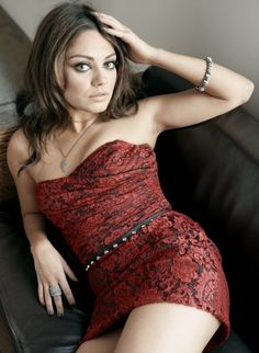 """Mila Kunis 