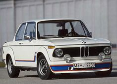 BMW 2002 Turbo 1972
