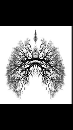 Get this on my back anatomically correct with my lungs.