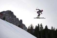 Bode Miller of the USA competes during the FIS Alpine World Cup men's downhill training in Val Gardena Olivier Morin/AFP/Getty Images