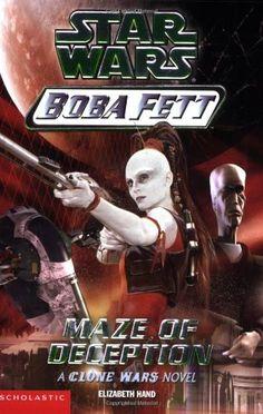 Star Wars: Boba Fett #3: Maze of Deception by Elizabeth Hand http://www.amazon.com/dp/0439442451/ref=cm_sw_r_pi_dp_3piAwb1QSE808