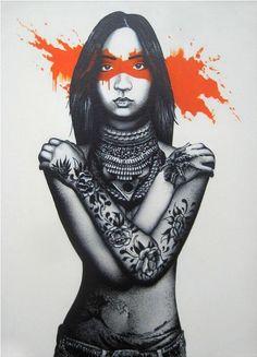 Beyond Banksy Project / Fin Dac