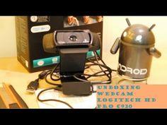 Se, por um lado, amaioria das câmarasque já vêm incluídas nos nossos computadores portáteis, ainda produzem imagens muito pouco definidas... Logitech, Keurig, Coffee Maker, Computers, Drip Coffee Maker, Coffeemaker, Espresso Machine