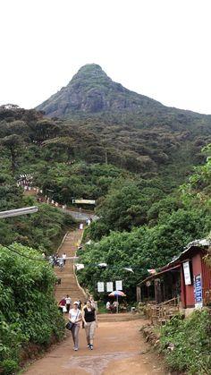 Adam's Peak (Sri Lanka, Asia): Address, Mountain Reviews - TripAdvisor