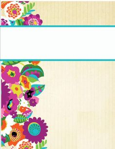 Free Binder Cover Templates Lovely My Cute Binder Covers Cute Binder Covers, Binder Cover Templates, Diy Inspiration, Diy School Supplies, Borders And Frames, Printable Paper, Printable Calendars, School Organization, Organizing
