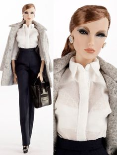 Jason Wu Fashion Doll.