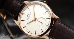 JAEGER LE COULTRE Master Grand Ultra Thin  / Ref.Q1352520