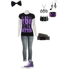 """""""im like you only better"""" by foreverbroken on Polyvore"""