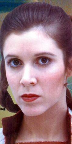 Star Wars' Princess Leia Organa