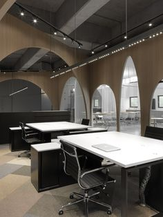 Gallery of H&M Logistic Office / JC Architecture - 9