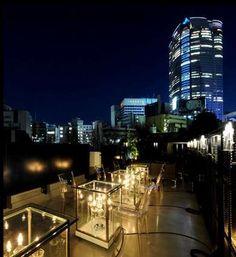 Roku Nana is Tokyo Nightlife's Hidden Gem #romance trendhunter.com