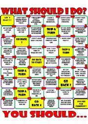 English teaching worksheets: Giving advice
